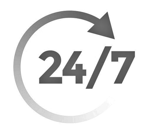 24/7 pristup uredu